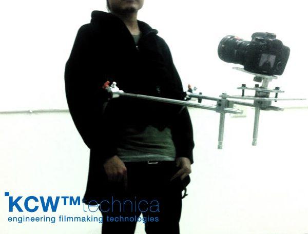 KCW™technica - MRK 2 Body Cam- Canon