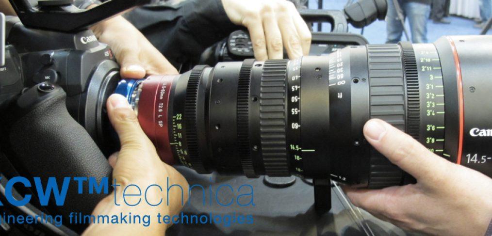 Canon C500 KCW™technica V2A PL-EF