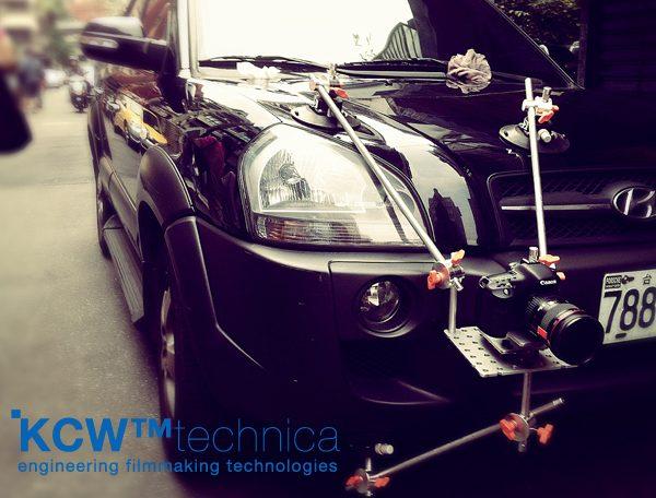 KCW™technica - MRK 3 Vehicle Mount - Canon