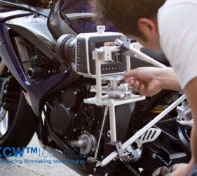 KCW™technica - MRK 3 Vehicle Mount - BlackMagic