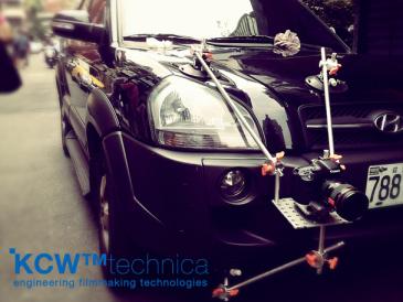 KCW™technica Car Rig Canon