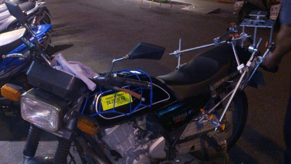 KCW™technica MRK 3 Motorcycle Rig